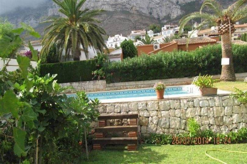 Dénia,Alicante,España,4 Bedrooms Bedrooms,3 BathroomsBathrooms,Chalets,16785