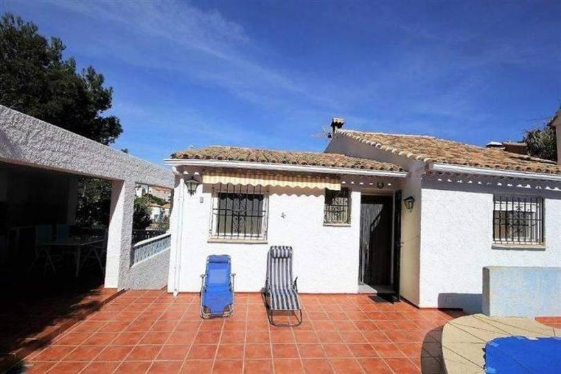 Dénia,Alicante,España,5 Bedrooms Bedrooms,3 BathroomsBathrooms,Chalets,16786