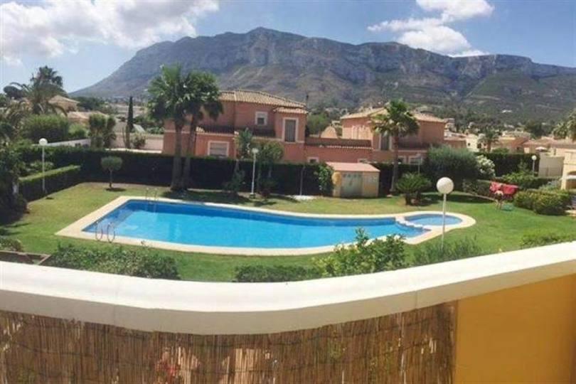 Dénia,Alicante,España,2 Bedrooms Bedrooms,2 BathroomsBathrooms,Chalets,16802