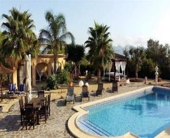 Orba,Alicante,España,3 Bedrooms Bedrooms,6 BathroomsBathrooms,Chalets,16804