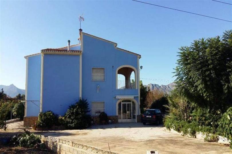 Pedreguer,Alicante,España,8 Bedrooms Bedrooms,6 BathroomsBathrooms,Chalets,16808