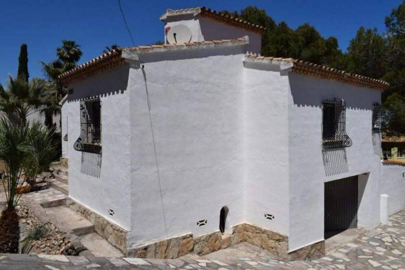 Dénia,Alicante,España,3 Bedrooms Bedrooms,3 BathroomsBathrooms,Chalets,16849