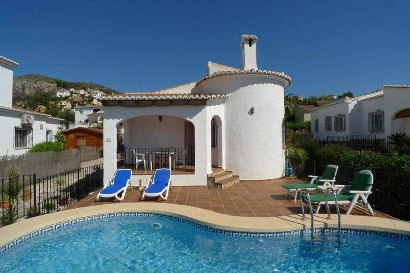 Alcalalí,Alicante,España,3 Bedrooms Bedrooms,2 BathroomsBathrooms,Chalets,16852