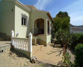 Alcalalí,Alicante,España,3 Bedrooms Bedrooms,2 BathroomsBathrooms,Chalets,16856