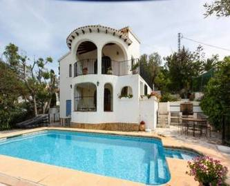 Orba,Alicante,España,3 Bedrooms Bedrooms,2 BathroomsBathrooms,Chalets,16858