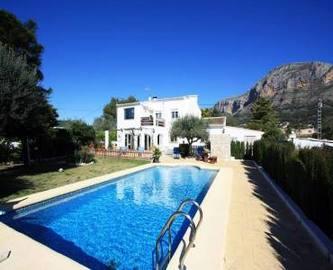 Javea-Xabia,Alicante,España,6 Bedrooms Bedrooms,2 BathroomsBathrooms,Chalets,16876