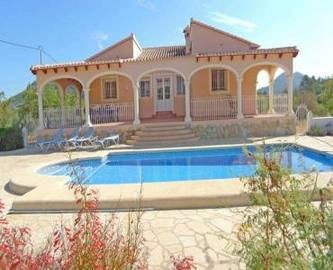 Parcent,Alicante,España,3 Bedrooms Bedrooms,2 BathroomsBathrooms,Chalets,16877