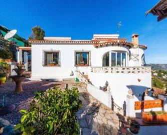 Orba,Alicante,España,3 Bedrooms Bedrooms,3 BathroomsBathrooms,Chalets,16881