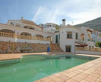Orba,Alicante,España,3 Bedrooms Bedrooms,3 BathroomsBathrooms,Chalets,16891