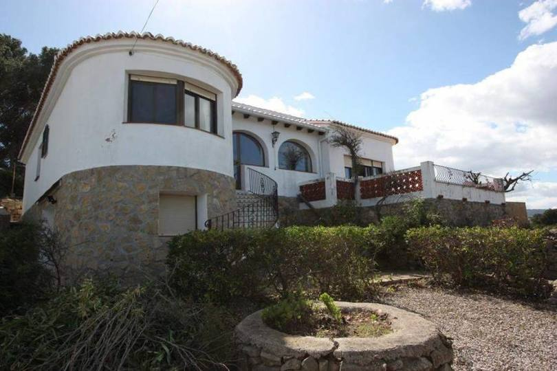 Benidoleig,Alicante,España,3 Bedrooms Bedrooms,2 BathroomsBathrooms,Chalets,16899