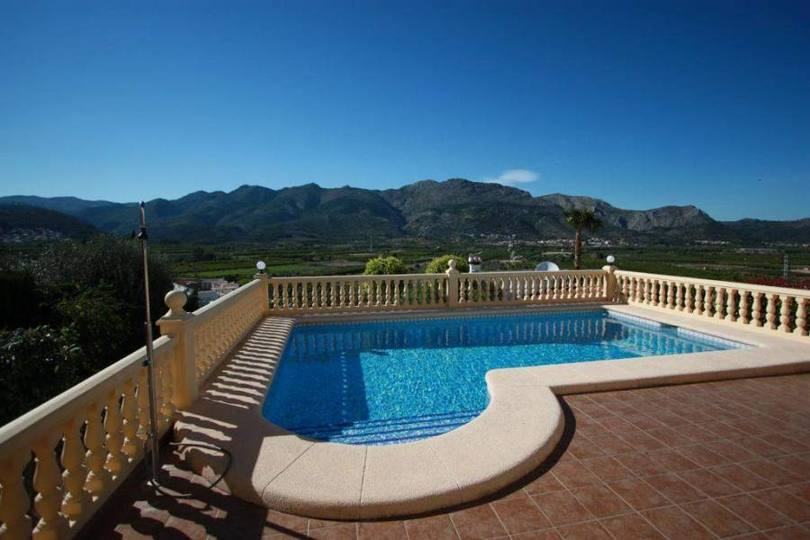 Orba,Alicante,España,4 Bedrooms Bedrooms,2 BathroomsBathrooms,Chalets,16910