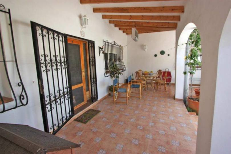 Murla,Alicante,España,4 Bedrooms Bedrooms,1 BañoBathrooms,Chalets,16919
