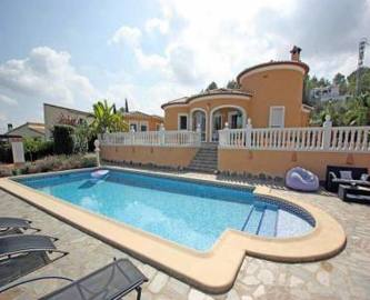 Orba,Alicante,España,3 Bedrooms Bedrooms,2 BathroomsBathrooms,Chalets,16925