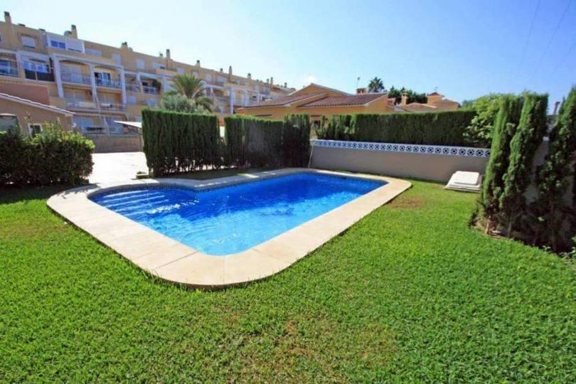 Dénia,Alicante,España,3 Bedrooms Bedrooms,1 BañoBathrooms,Chalets,16927