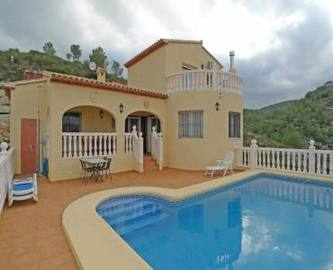Pedreguer,Alicante,España,4 Bedrooms Bedrooms,2 BathroomsBathrooms,Chalets,16942