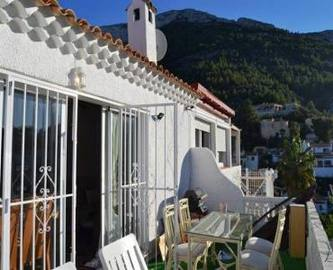 Dénia,Alicante,España,3 Bedrooms Bedrooms,2 BathroomsBathrooms,Chalets,16950