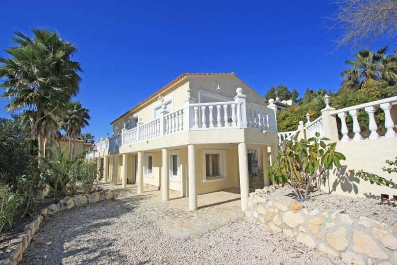 Dénia,Alicante,España,5 Bedrooms Bedrooms,3 BathroomsBathrooms,Chalets,16952