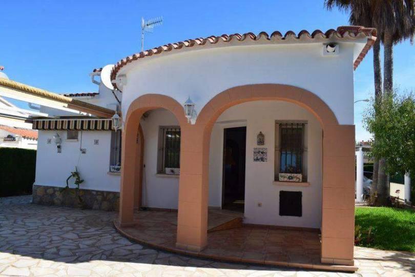 Dénia,Alicante,España,2 Bedrooms Bedrooms,1 BañoBathrooms,Chalets,16957