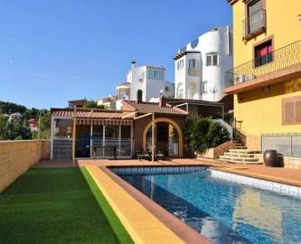 Dénia,Alicante,España,3 Bedrooms Bedrooms,4 BathroomsBathrooms,Chalets,16964
