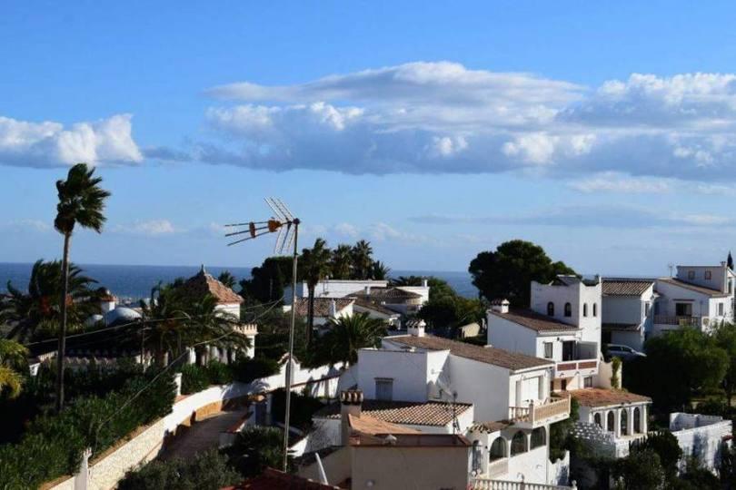 Dénia,Alicante,España,3 Bedrooms Bedrooms,4 BathroomsBathrooms,Chalets,16964