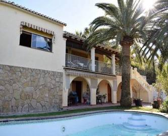 Dénia,Alicante,España,7 Bedrooms Bedrooms,5 BathroomsBathrooms,Chalets,16969