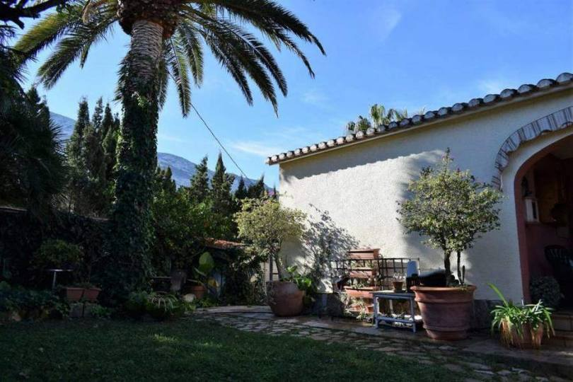 Dénia,Alicante,España,7 Bedrooms Bedrooms,5 BathroomsBathrooms,Chalets,16969