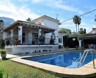 Dénia,Alicante,España,4 Bedrooms Bedrooms,4 BathroomsBathrooms,Chalets,16971