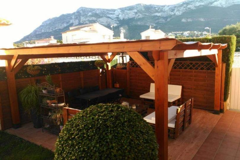Dénia,Alicante,España,3 Bedrooms Bedrooms,2 BathroomsBathrooms,Chalets,16975
