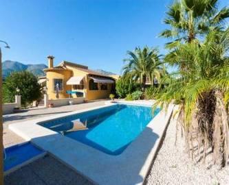 Orba,Alicante,España,2 Bedrooms Bedrooms,2 BathroomsBathrooms,Chalets,16978