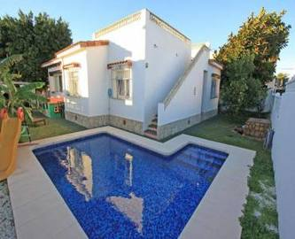 Els Poblets,Alicante,España,3 Bedrooms Bedrooms,2 BathroomsBathrooms,Chalets,16980