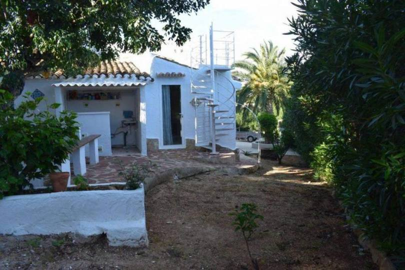Dénia,Alicante,España,3 Bedrooms Bedrooms,2 BathroomsBathrooms,Chalets,16990