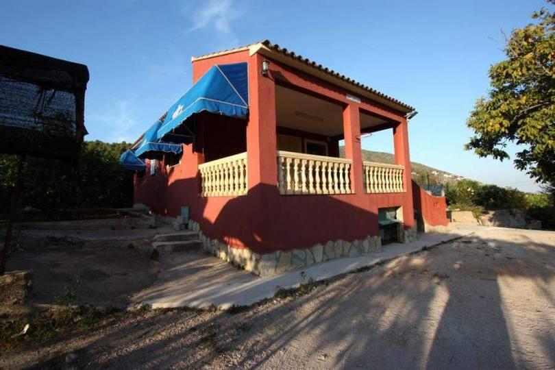 Pego,Alicante,España,2 Bedrooms Bedrooms,1 BañoBathrooms,Chalets,17000