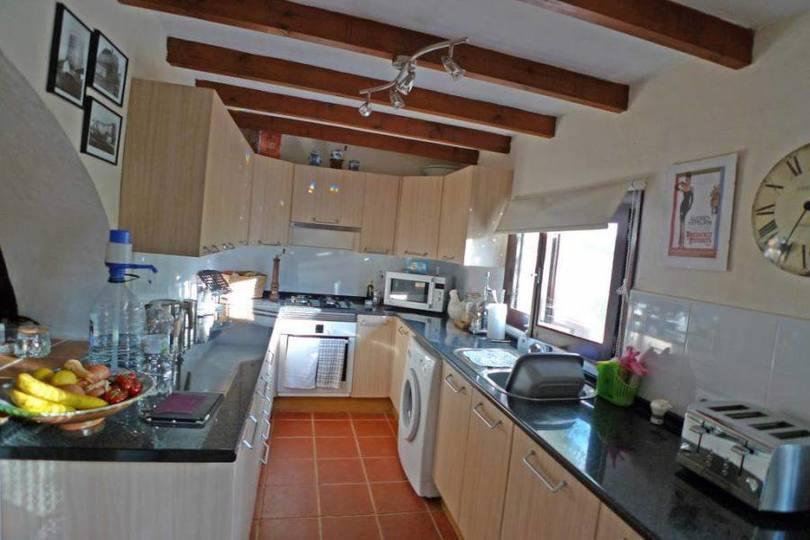 Llíber,Alicante,España,2 Bedrooms Bedrooms,2 BathroomsBathrooms,Chalets,17007