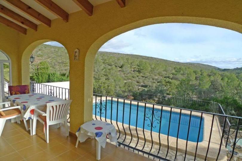 Alcalalí,Alicante,España,3 Bedrooms Bedrooms,2 BathroomsBathrooms,Chalets,17016