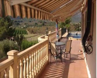 Jalon-Xalo,Alicante,España,4 Bedrooms Bedrooms,3 BathroomsBathrooms,Chalets,17017