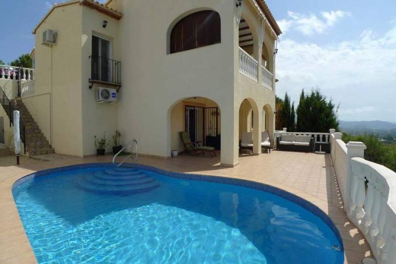 Parcent,Alicante,España,3 Bedrooms Bedrooms,2 BathroomsBathrooms,Chalets,17018
