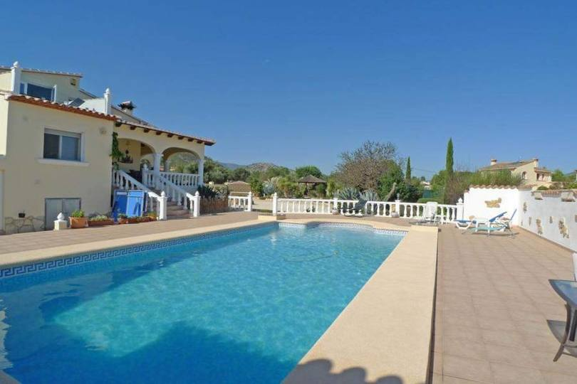 Llíber,Alicante,España,5 Bedrooms Bedrooms,5 BathroomsBathrooms,Chalets,17026