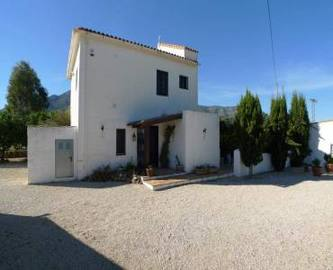 Alcalalí,Alicante,España,3 Bedrooms Bedrooms,2 BathroomsBathrooms,Chalets,17030