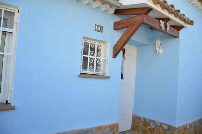 Dénia,Alicante,España,3 Bedrooms Bedrooms,2 BathroomsBathrooms,Chalets,17036