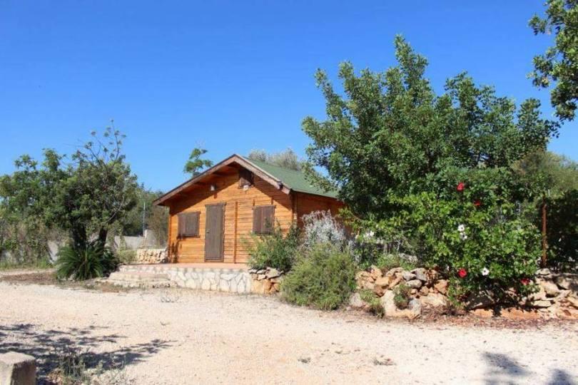 Sanet y Negrals,Alicante,España,4 Bedrooms Bedrooms,2 BathroomsBathrooms,Chalets,17039