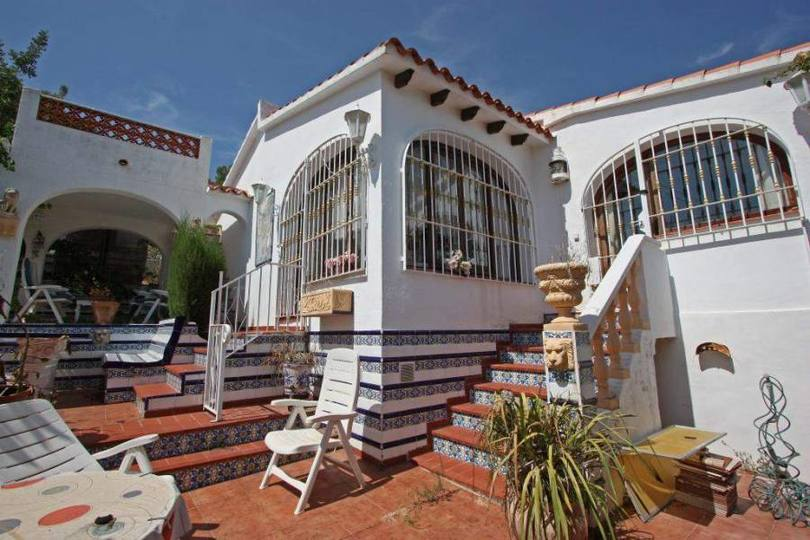 Orba,Alicante,España,1 Dormitorio Bedrooms,1 BañoBathrooms,Chalets,17042