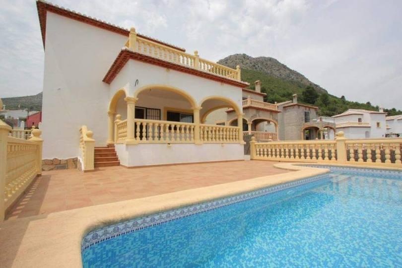 Sagra,Alicante,España,3 Bedrooms Bedrooms,1 BañoBathrooms,Chalets,17044