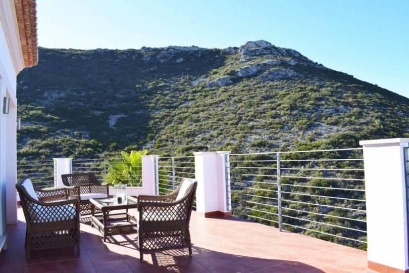 Dénia,Alicante,España,4 Bedrooms Bedrooms,4 BathroomsBathrooms,Chalets,17053