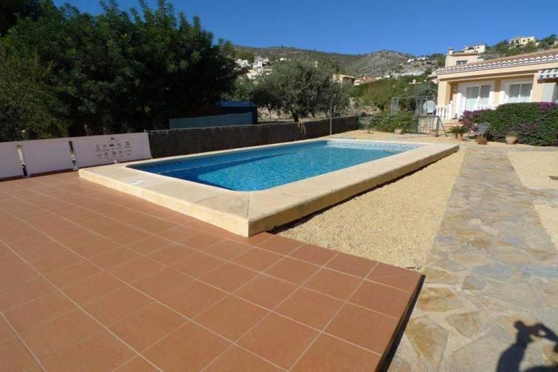 Alcalalí,Alicante,España,2 Bedrooms Bedrooms,1 BañoBathrooms,Chalets,17073