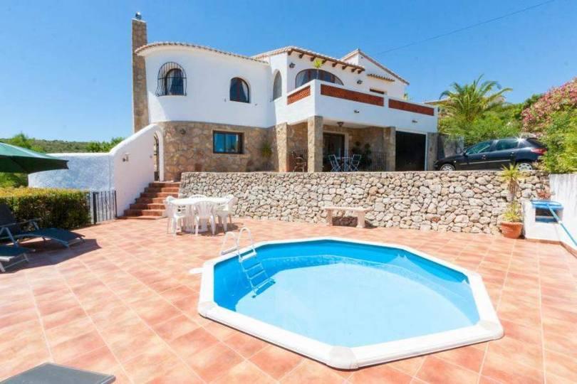 Benidoleig,Alicante,España,5 Bedrooms Bedrooms,4 BathroomsBathrooms,Chalets,17079