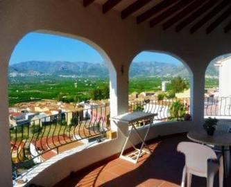 Sanet y Negrals,Alicante,España,3 Bedrooms Bedrooms,2 BathroomsBathrooms,Chalets,17084
