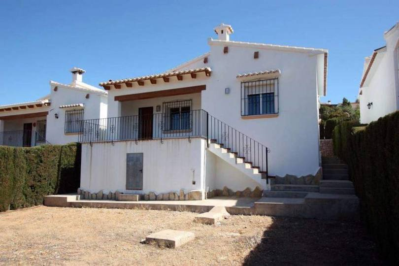 Orba,Alicante,España,2 Bedrooms Bedrooms,1 BañoBathrooms,Chalets,17089