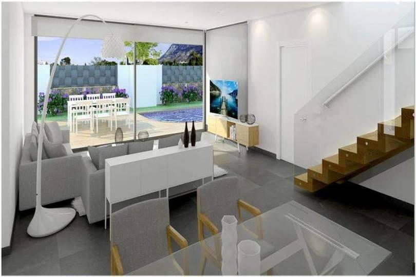 Dénia,Alicante,España,3 Bedrooms Bedrooms,4 BathroomsBathrooms,Chalets,17094
