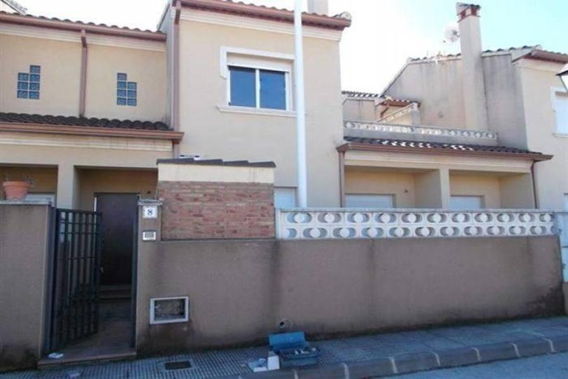 Benidoleig,Alicante,España,3 Bedrooms Bedrooms,2 BathroomsBathrooms,Chalets,17097