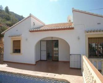 Orba,Alicante,España,3 Bedrooms Bedrooms,2 BathroomsBathrooms,Chalets,17099